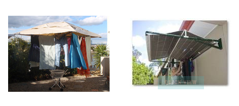 clotheslines melbourne waterproof cover