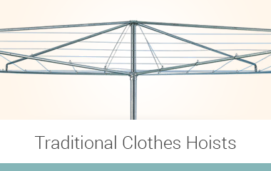 traditional clothes hoist