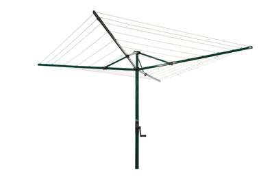 Austral Foldaway 51 Rotary Clothesline - Heritage Green