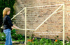 Austral Standard 28 Clothesline - Classic Cream with Ground Mount Kit