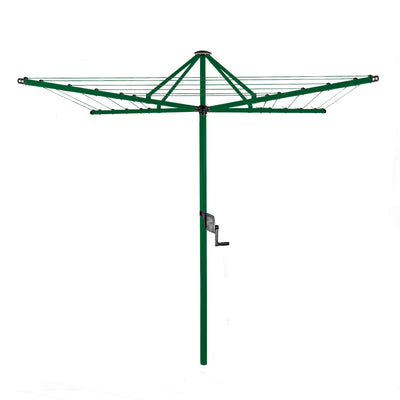 Daytek M32 Rotary Clothesline - Grass Green Colour