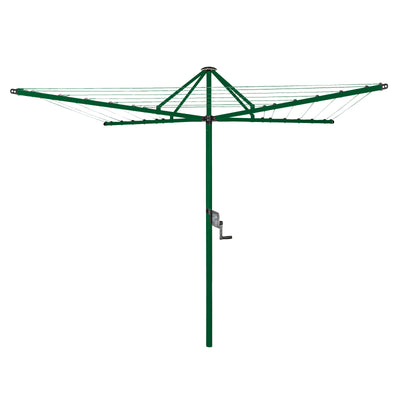 Daytek M42 Rotary Clothesline - Grass Green Colour