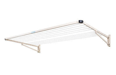 Daytek Classic Single Fold Down Clothesline - Primrose