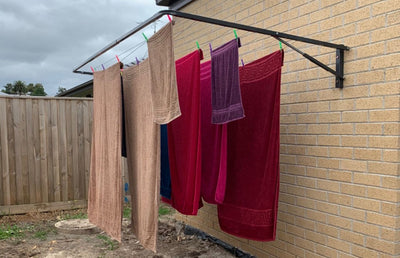 Eco 270 Clothesline - Lifestyle Clothesline