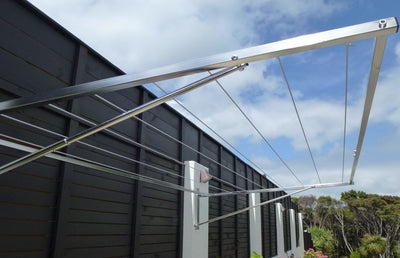 316 stainless steel clothesline