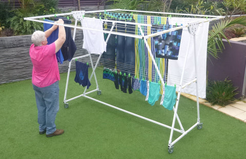 portable clothes line indoor and portable clotheslines lifestyle clotheslines 10103