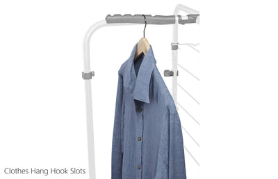 Hills 3 Tier Mobile Tower Clothes Airer