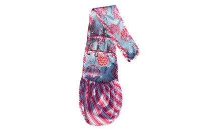 peg scarf showing in folded position