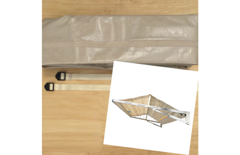 Replacement Folding Frame Clothesline Cover