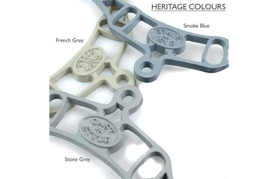 Six Lath Supreme Ceiling Airer - Colour Swatches 1