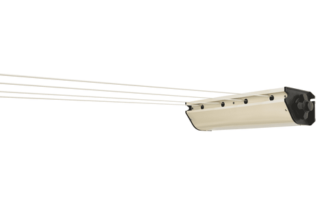 Sunbreeze Retractable 4 Clothesline