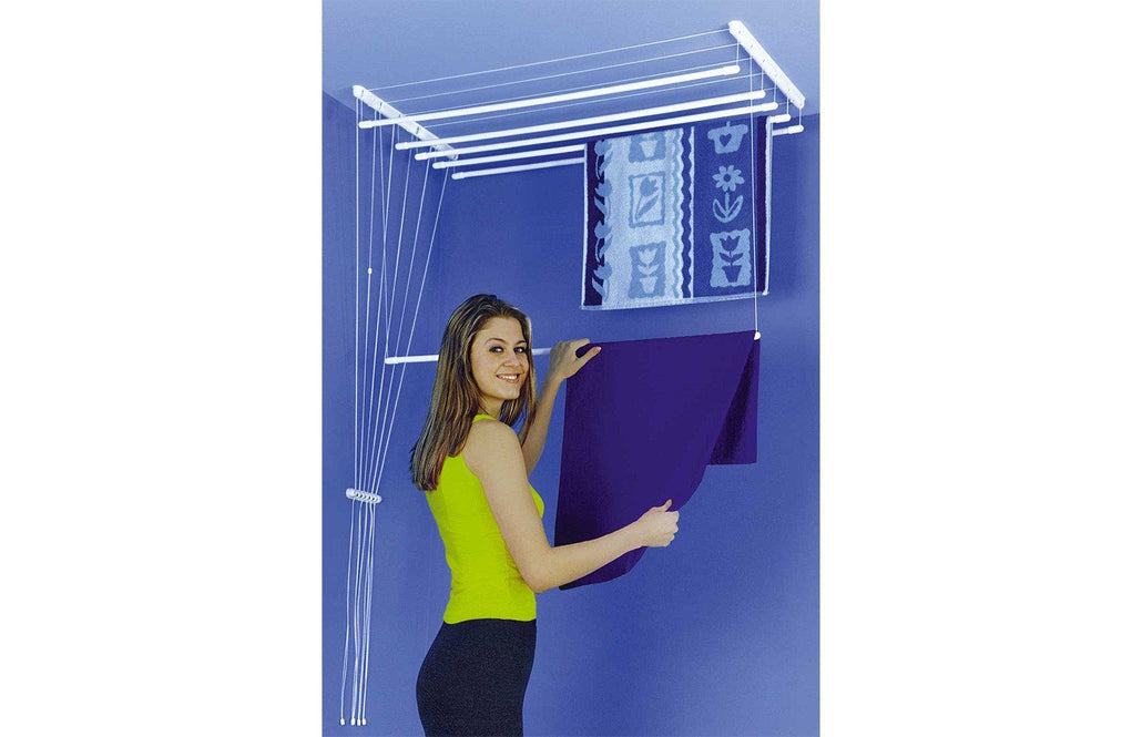 Airaus Ceiling Mounted Clothes Airer