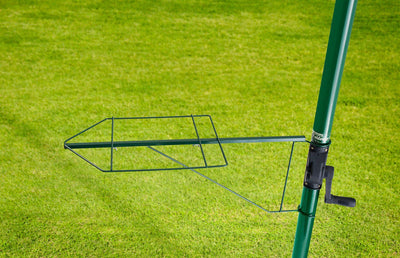 Clothesline Basket Holder - Heritage Green
