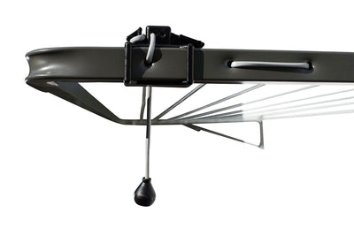 Austral Compact 28 Clothesline - Close Up Line Tensioner