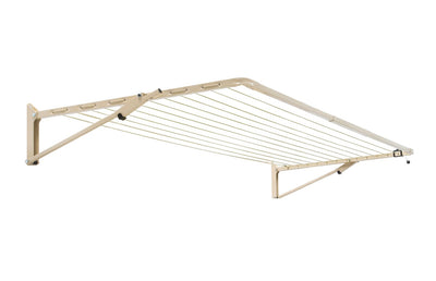 Austral Compact 28 Clothesline - Classic Cream