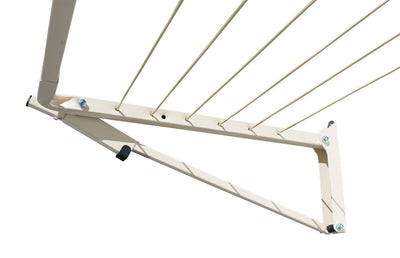 Austral Slenderline 20 Clothesline - Underneath Strings View