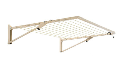 Austral Unit Line 15 Clothesline - Classic Cream - Right Side