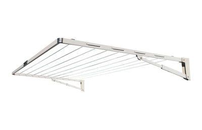 Hills Everyday Single Clothesline - Folding Frame - Hills - Lifestyle Clotheslines - 1