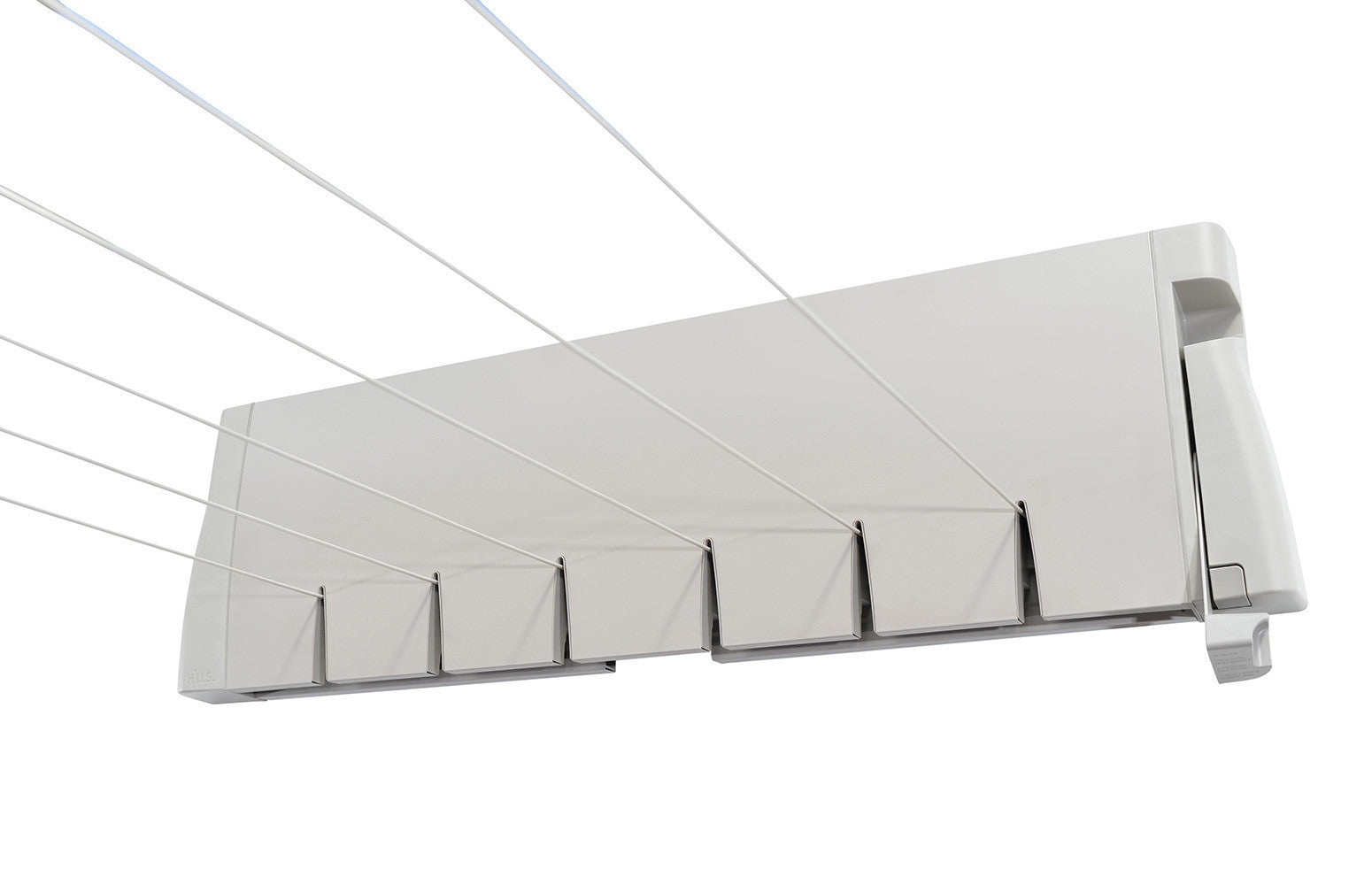 Hills Slim Retracting 6 Clothesline