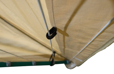 Rotary Clothesline Cover 3.8m - Clothesline Cover - Clevacover - Lifestyle Clotheslines - 4