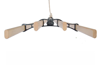 Traditional Ceiling Airer - Ceiling Clothes Airer - Kitchen Maid - Lifestyle Clotheslines - 3