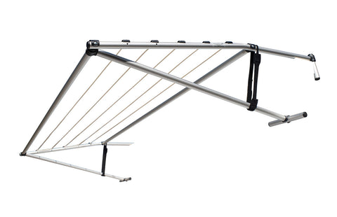 Versaline Hook & Away Clothesline - Fold Down - Versaline - Lifestyle Clotheslines - 1