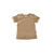 Short Sleeve Tee- Hazelnut