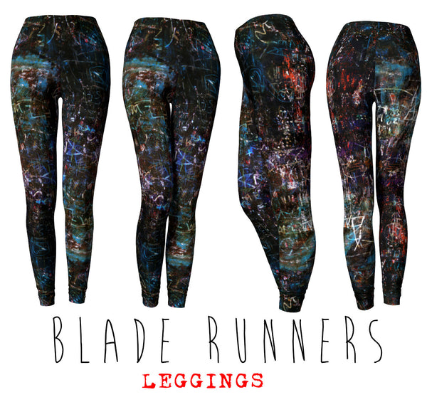 CLASSIC LEGGINGS : BLADE RUNNERS