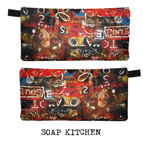 SOAP KITCHEN - THING HOLDER
