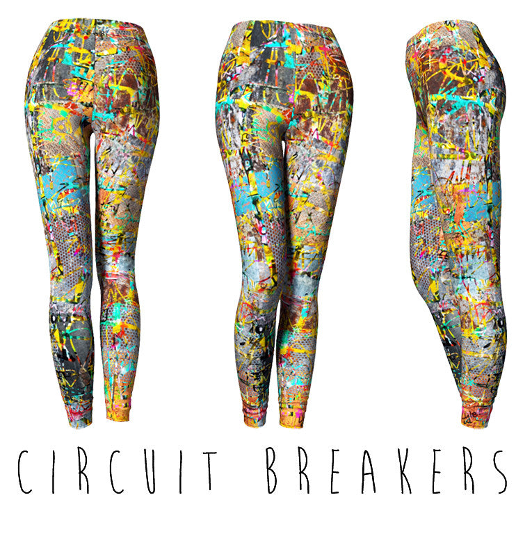 CLASSIC LEGGINGS : CIRCUIT BREAKERS