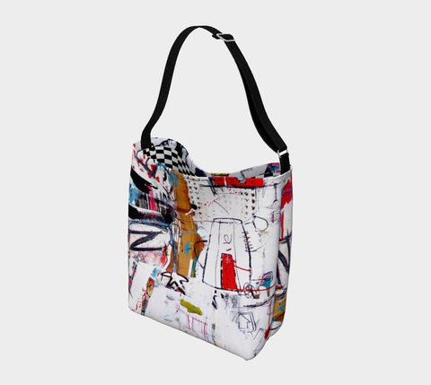 HANDLE WITH CARE - DAY TOTE