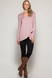 Into You Choker Tunic