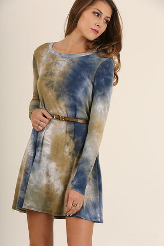 Tie-Dye Dreams Dress