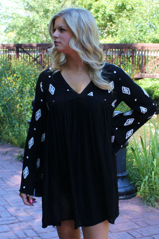 Daydreamer Long Sleeve Dress