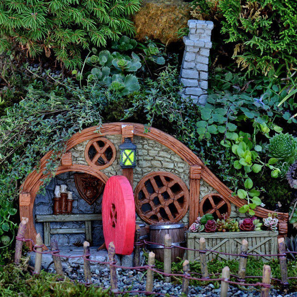 Red Root Fairy Bungalow