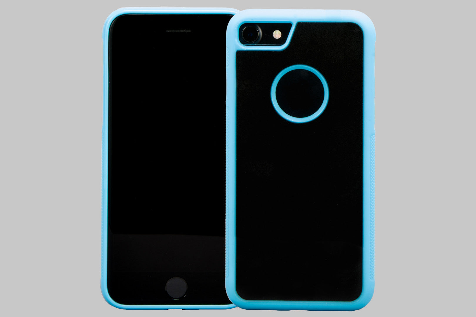Blue iPhone Anti Gravity Case