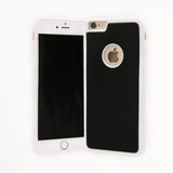 White iPhone Anti Gravity Case