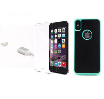 GOATcase + Magnetic Charging Cable + Screen Protector Bundle!