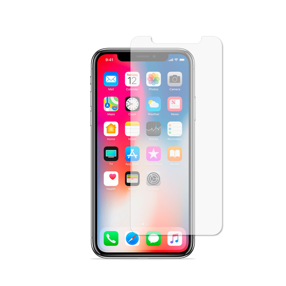 glass iphone screen protector iphone x tempered glass screen protector goatcase 2310
