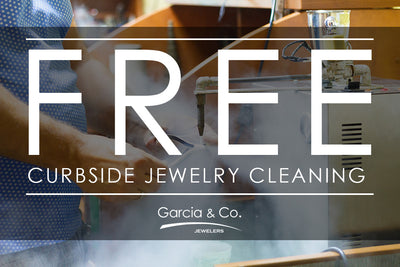 FREE Curbside Jewelry Cleaning