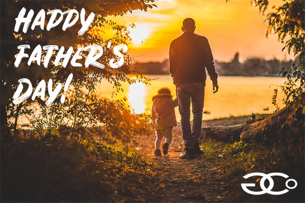 In Praise of Fathers (Happy Father's Day 2018!)