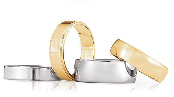 Free Alternative Metal Men's Wedding Band with Purchase (Read For Full Promo Details)