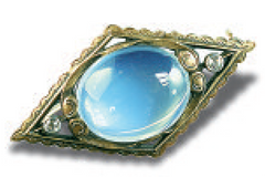 image of june birthstone, moonstone