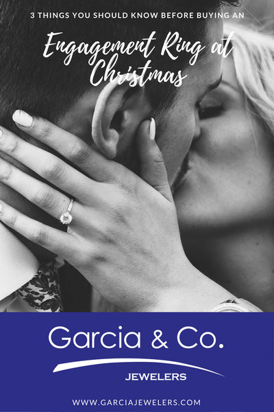 Christmas engagement rings in Farmington, NM, title image