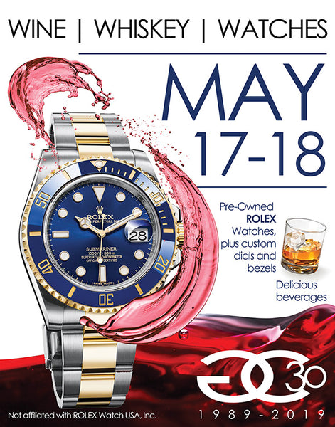 image of pre-owned rolex event poster for event in Farmington NM