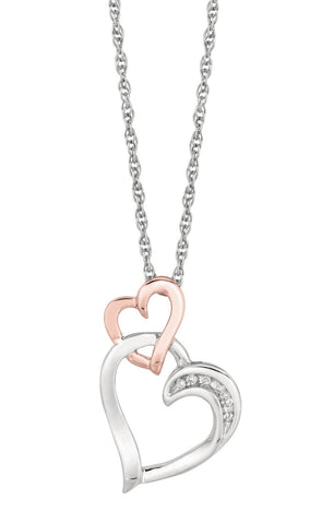 image of sterling silver heart shaped jewelry in Farmington NM