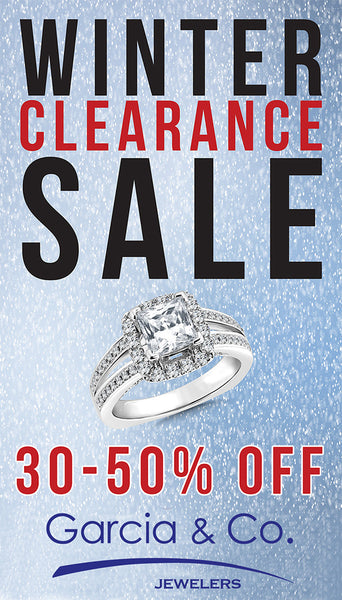 image of winter clearance jewelry sale in Farmington NM