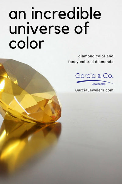 colored diamonds cover photo