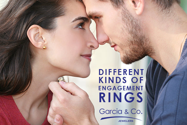 different kinds of engagement rings in Farmington NM