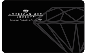 image of American Gem Society Credit Card
